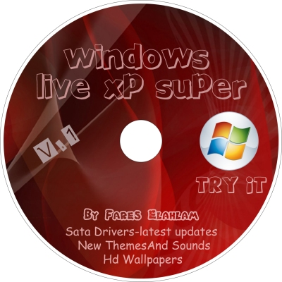 Windows Live XP Super V.1 2013 SP3 (x86)